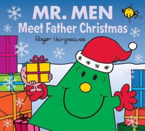 Mr Men Christmas Book